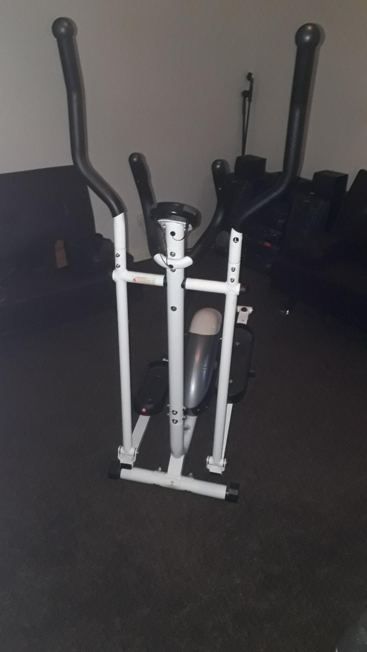 Mint condition Lonsdale Cross Trainer manual. First to see will buy. ***PICK UP ONLY***