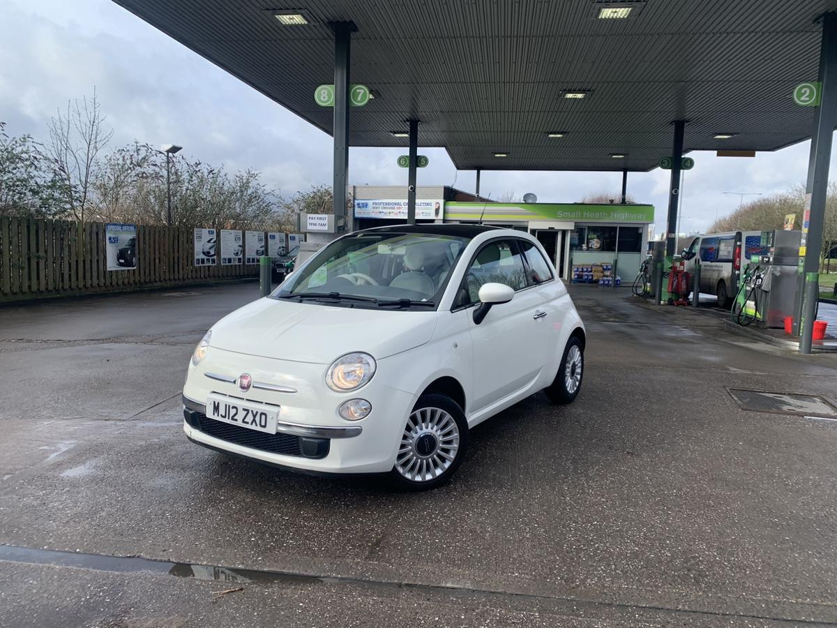 Fiat 500 1 2 Lounge S S 3dr In B12 Birmingham For 2 990 00 For Sale Shpock