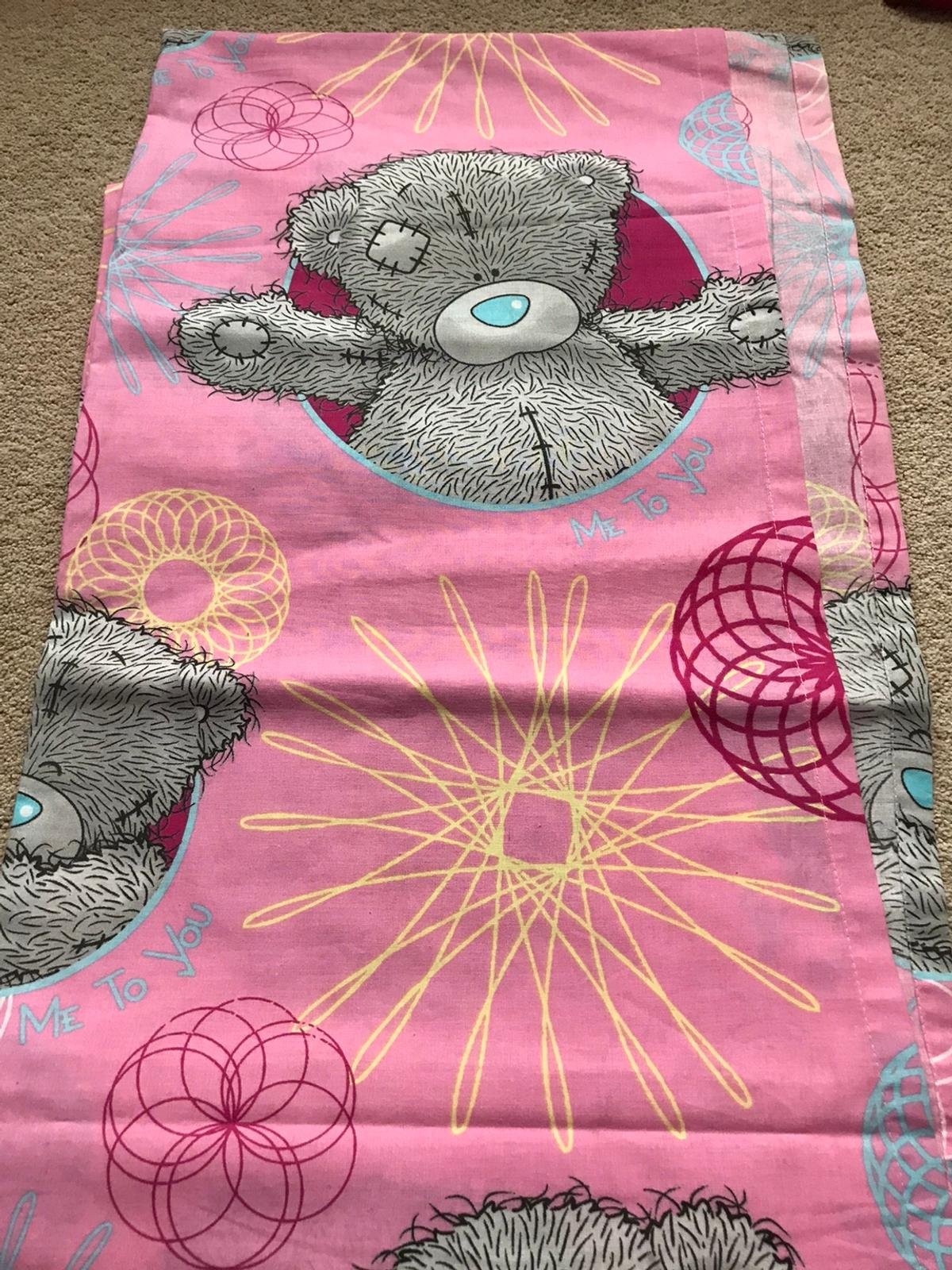 Tatty Teddy - Toddler bedding Set & Curtains in ...