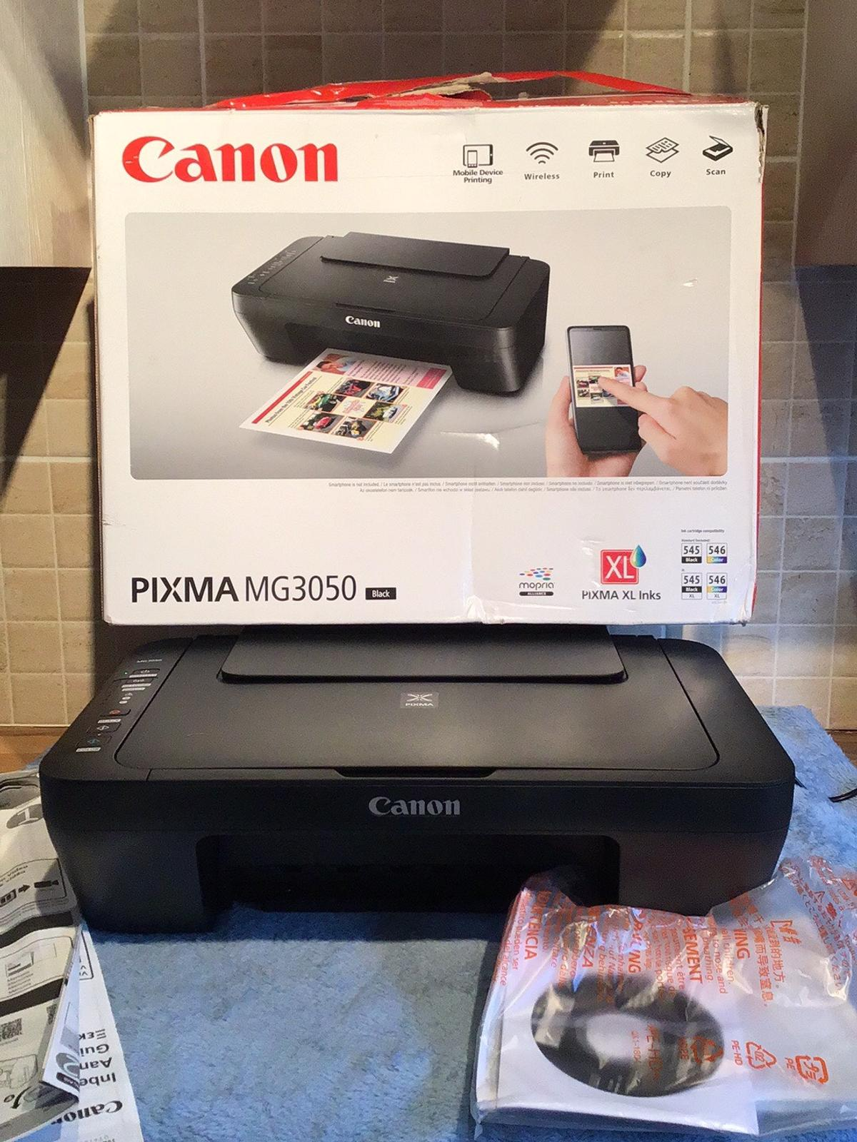 Canon Pixma Mg3050 Wireless Printer Scanner In Dn6 Doncaster For 25 00 For Sale Shpock
