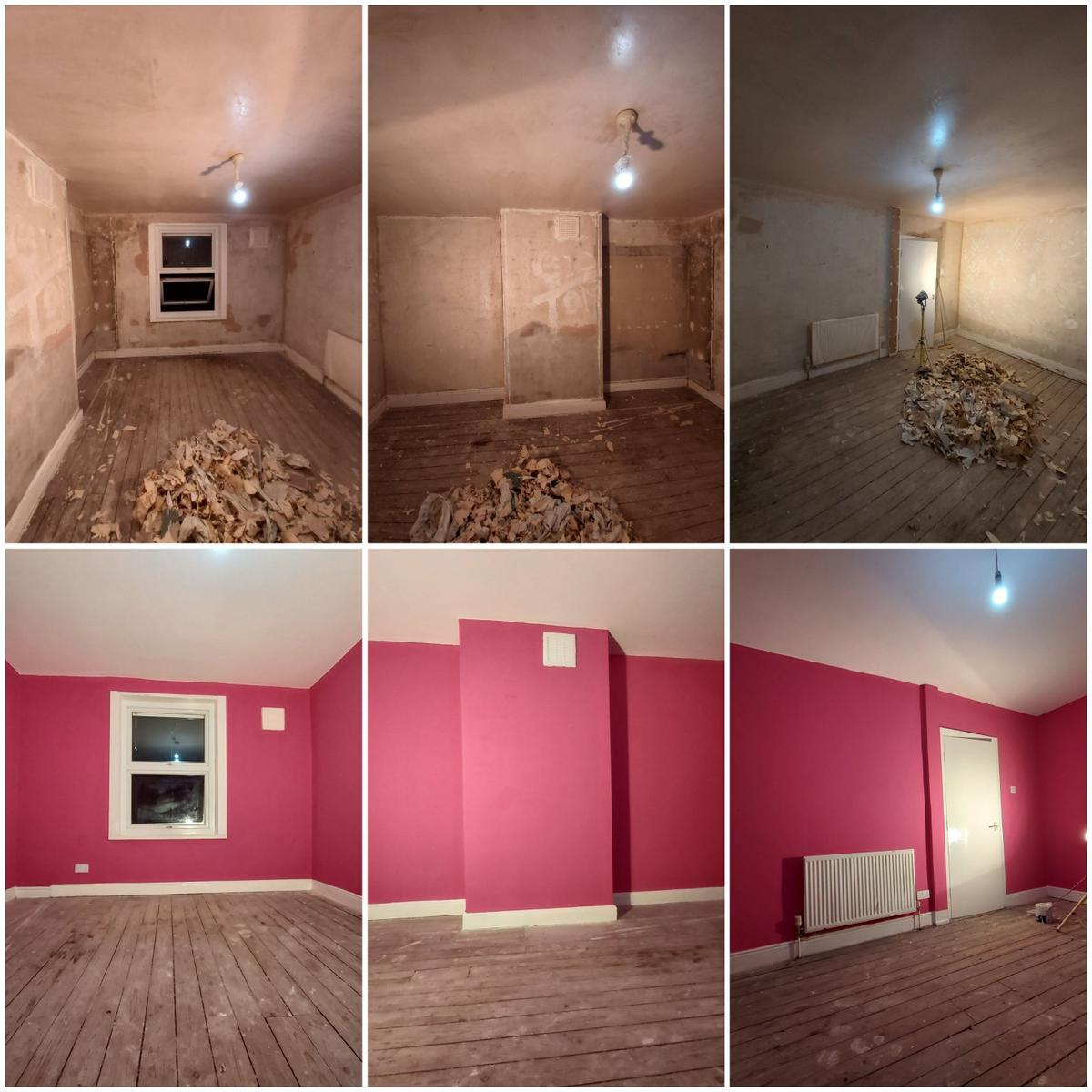 Hi I am professional painter and decorator with experience Offer service in Leeds and covering surrounding areas. • Interior Painting • Exterior Painting • Wallpaper Hanging , Removal • Window, Door & Skirting Boards Painting  and much more .  FREE QUOTE ☎️ 07751095846
