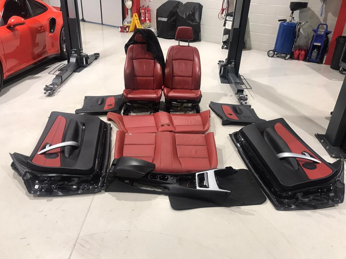 Bmw Leather Seats In Wexham Court For 400 00 For Sale Shpock