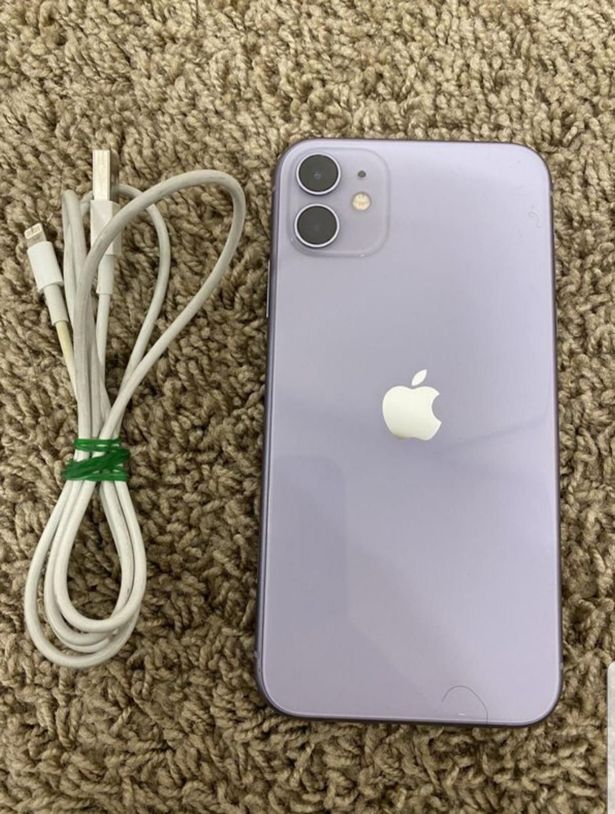 Used iPhone 11 512gb with only charger Battery Health: Good Used for only a month, neat as new Shipping is also allowed. Payment: Cashapp, Zelle & Venmo