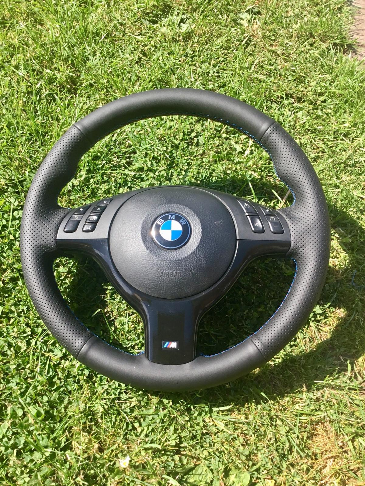 Bmw E46 E39 X5 M Sport Steering Wheel In Fenland For 225 00 For Sale Shpock
