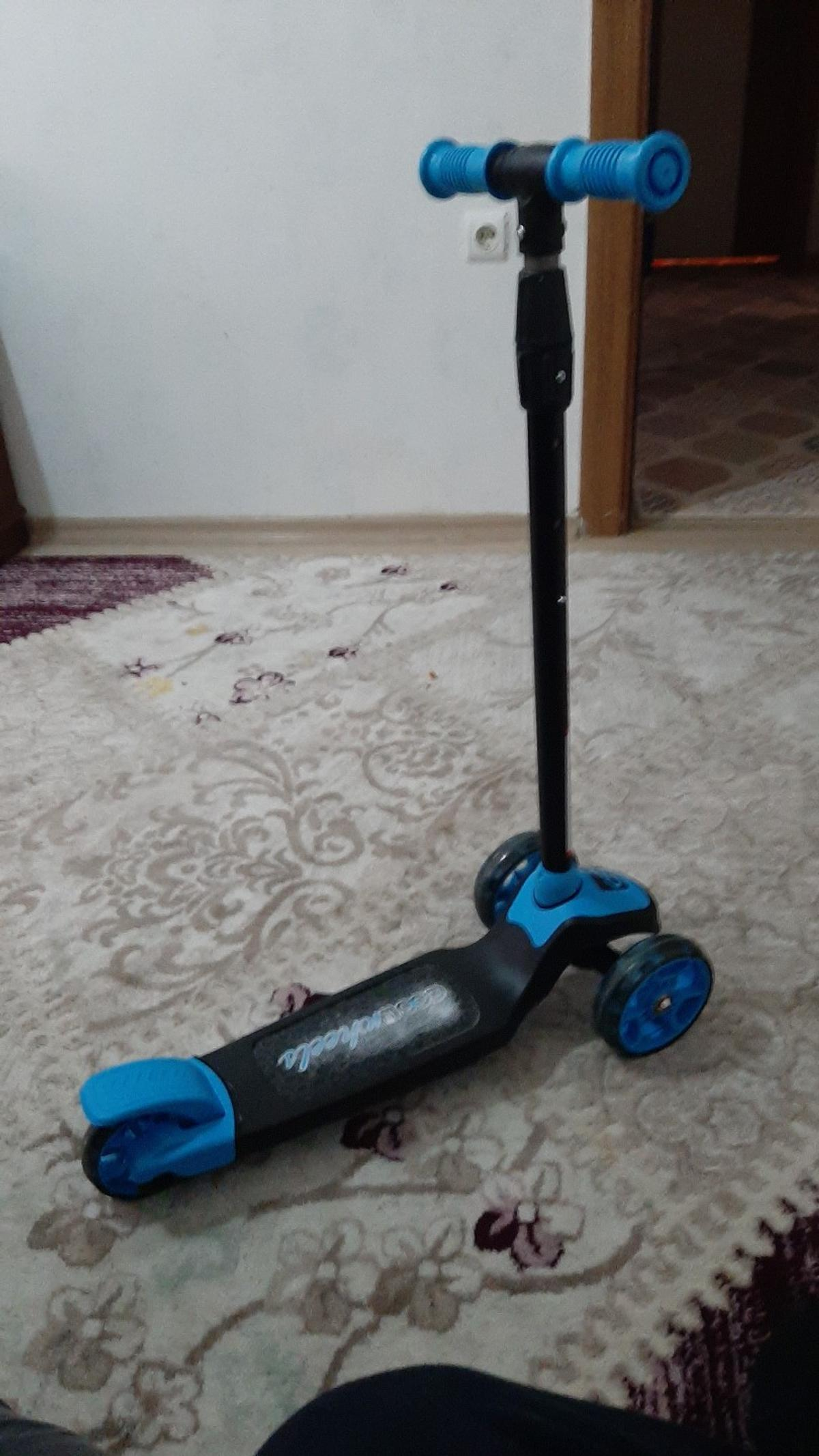 Very good condition scooter two days ago i bought