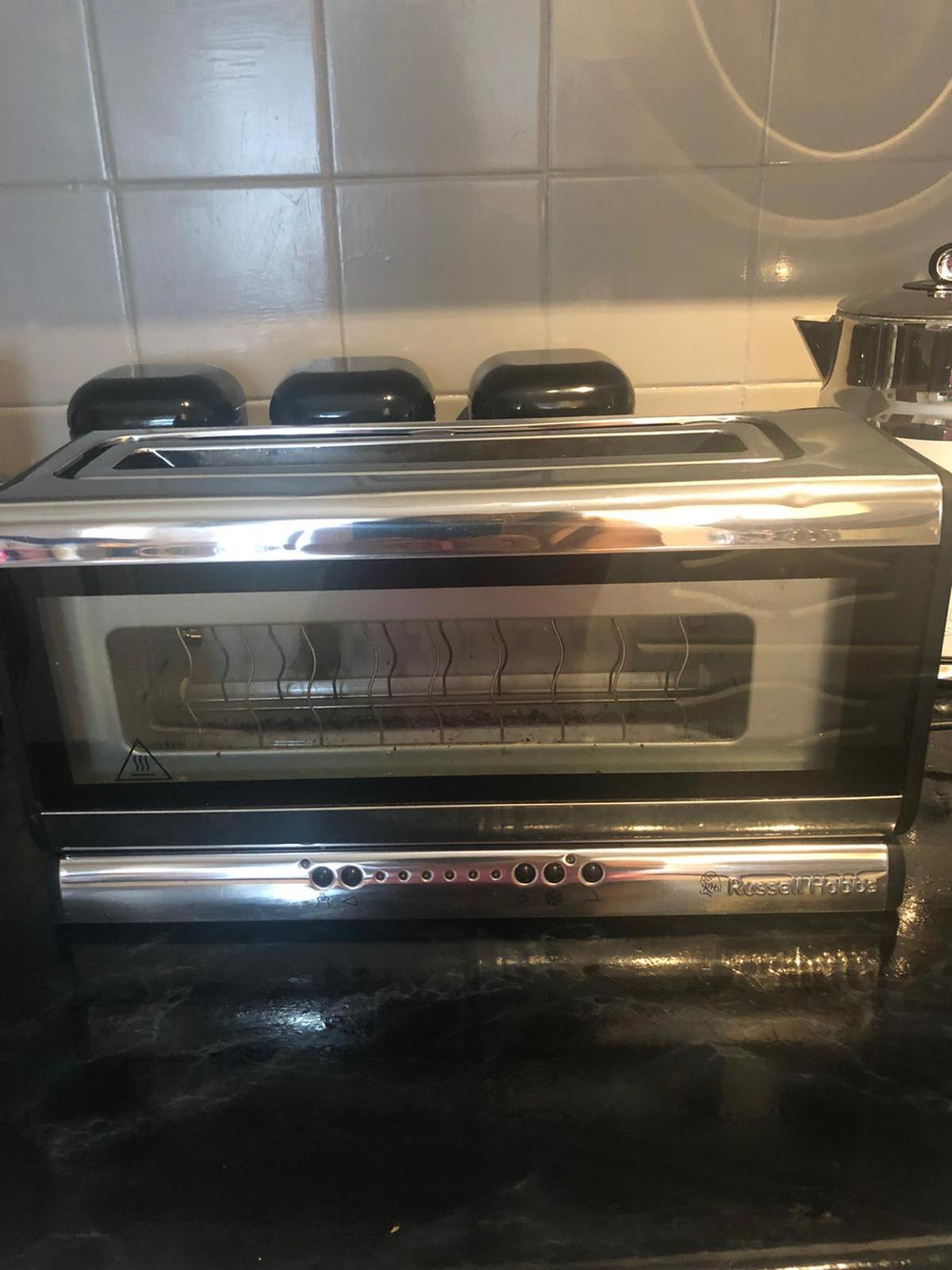 Russell Hobbs toaster. Good condition and clean