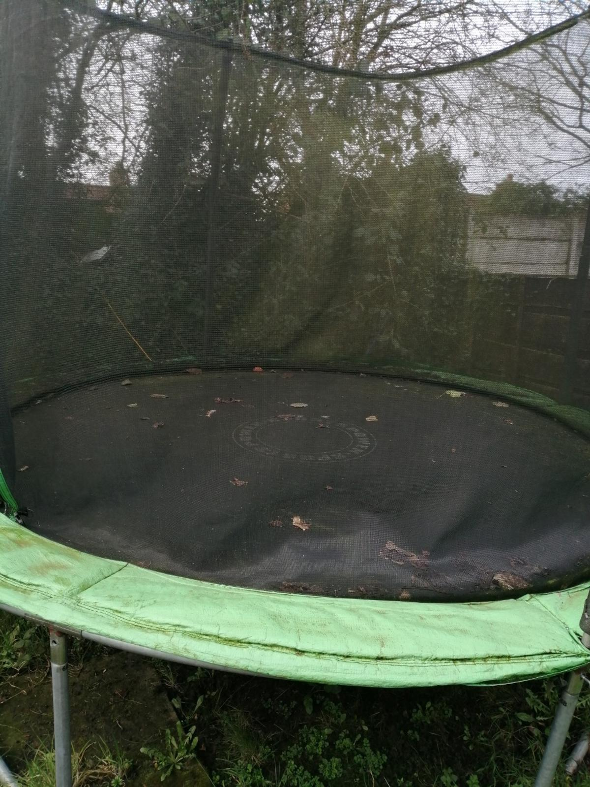 Trampolina, collect per person. Need to go soon as possible Text 07763136767