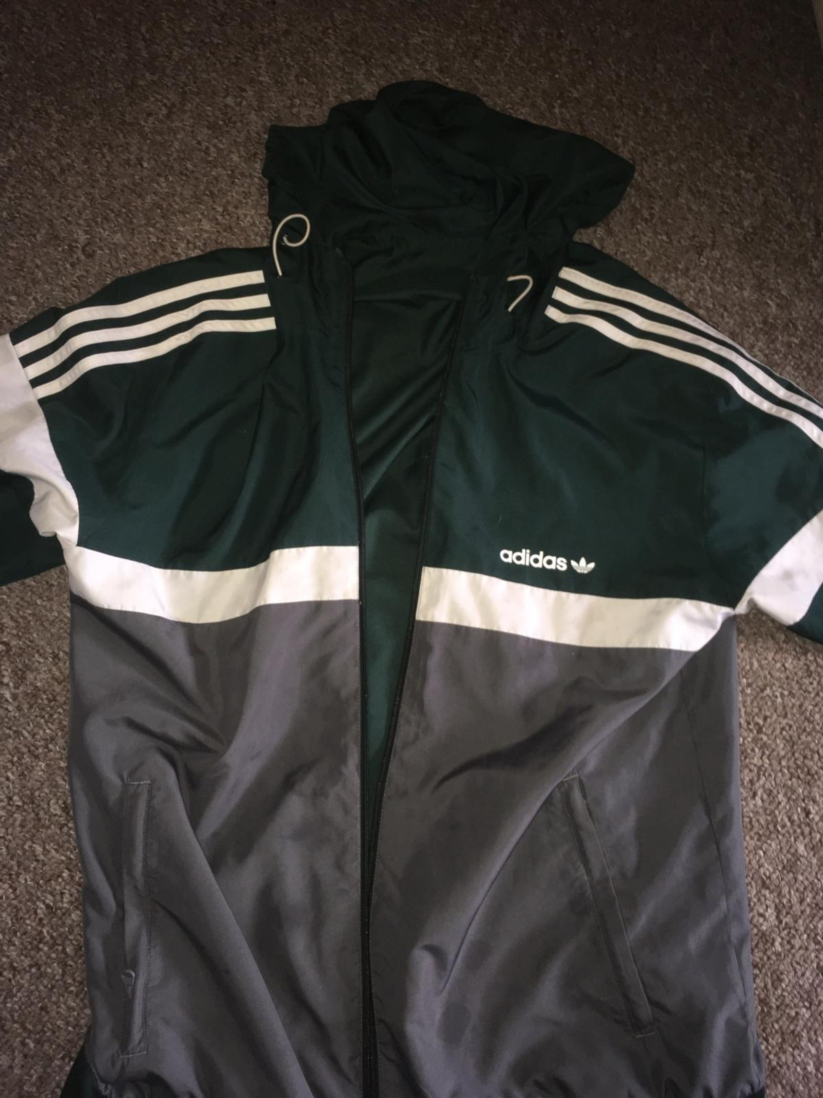 Reversible Adidas jacket , really good condition as only worn a couple of times