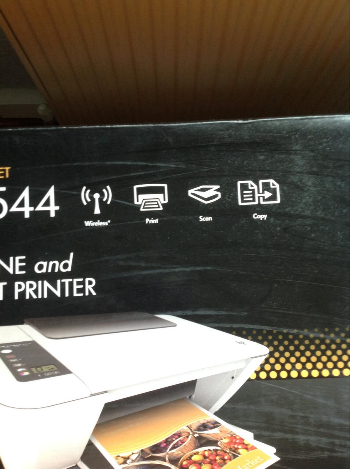 Smartphone and table printer only taken out of box and put back in brand new