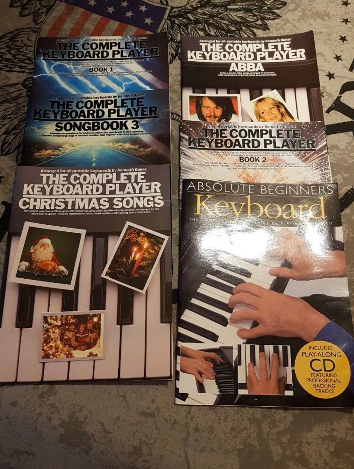 Good condition complete with stool and music books