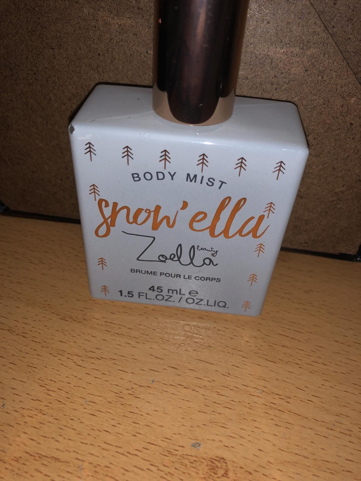 Body mist snow Ella 100ml £5) 45ml £2) Bought but never used