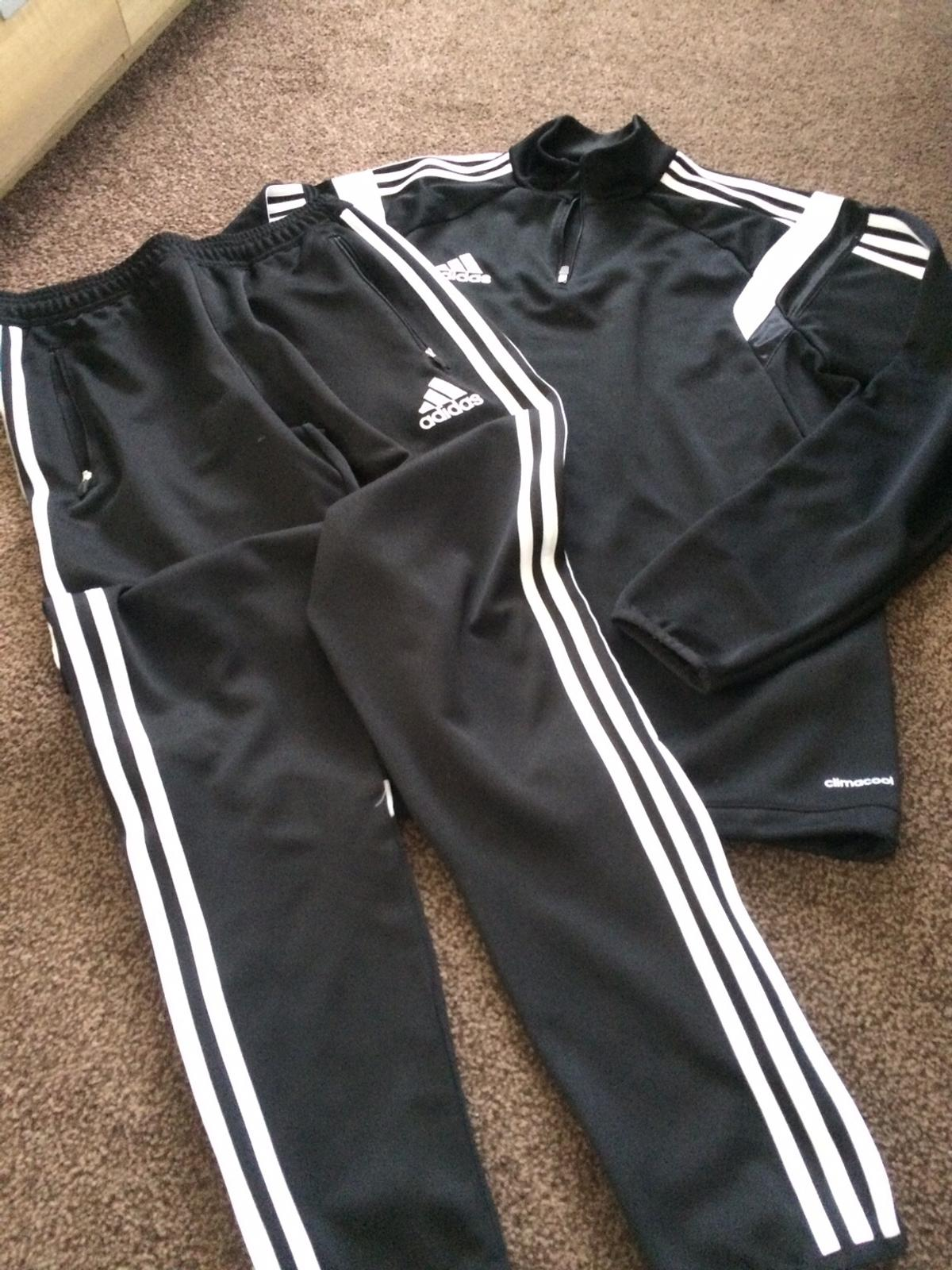 Pants size small, jacket size medium. Excellent condition from a smoke and pet free home. Collection from Fy1 6LJ