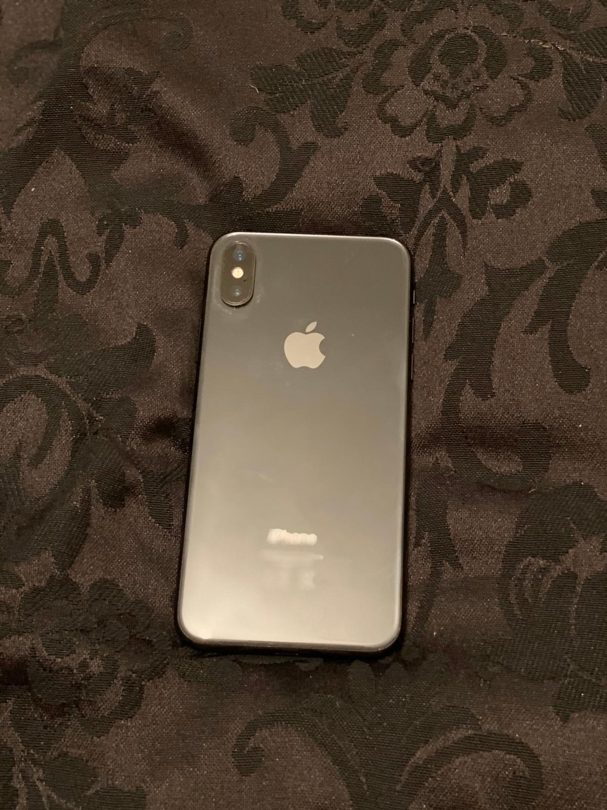 iPhone X for sale No damage and works perfect Selling it as I upgraded EE network