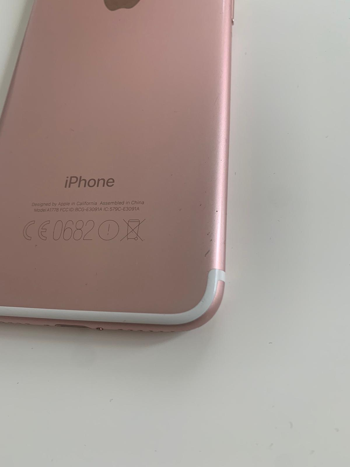 Comes boxed with brand new cable and charger. The phone is unlocked so can be used on any network.  The phone is in good condition with no scratches on the screen. Only a few tiny marks on the back as pictured.  Collection from E16 or can deliver locally in East and South East London  Ref233