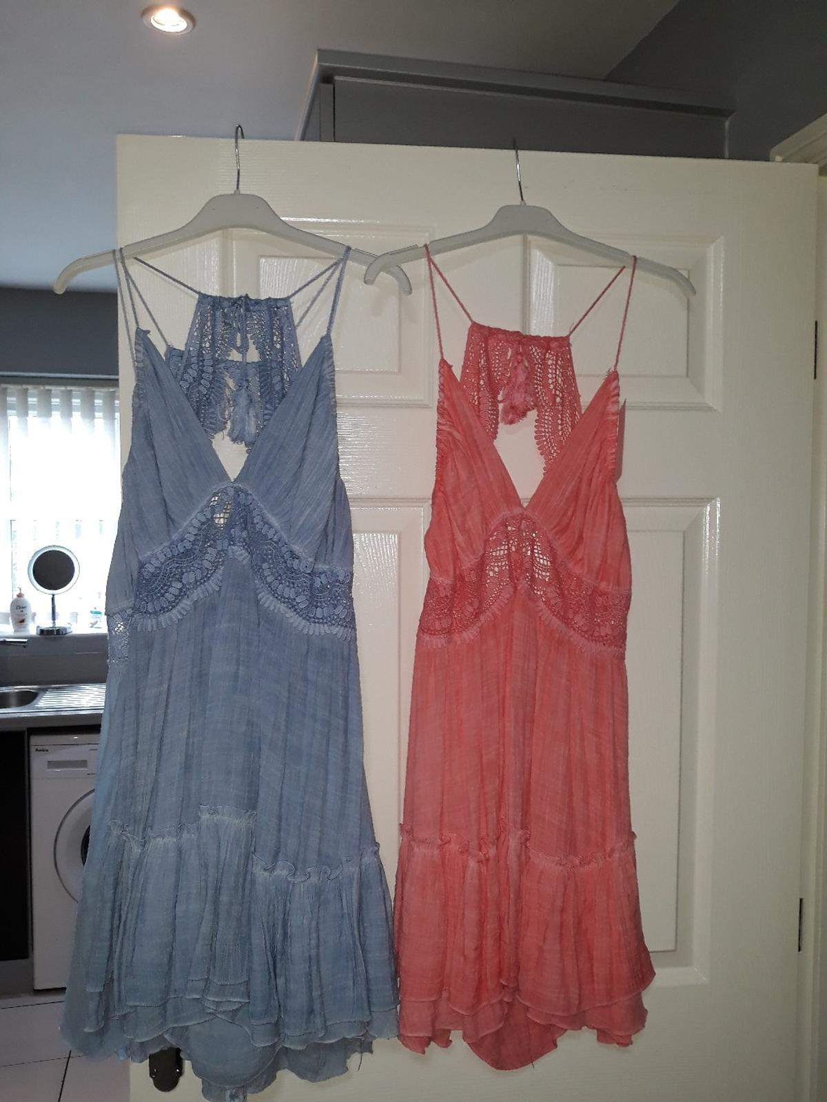 brand new summer dresses size 8 to 14 these r 7 pound each
