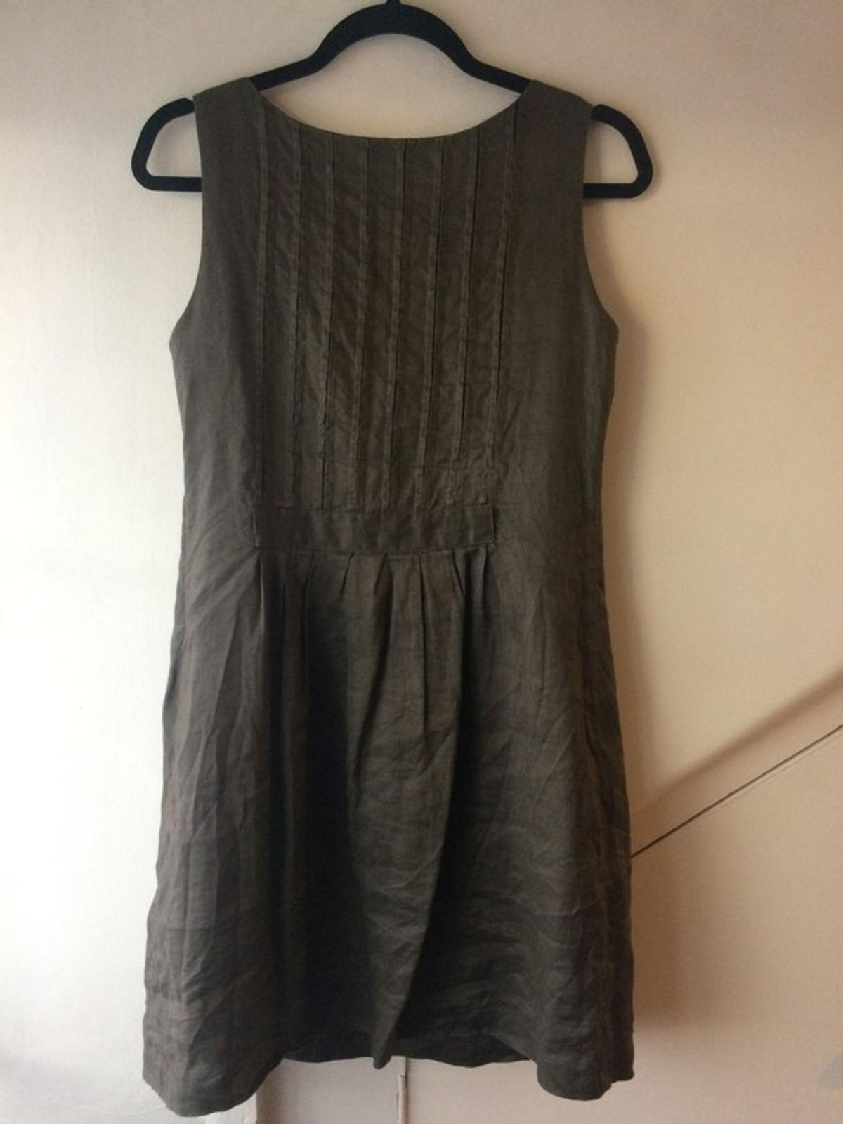 Zara Khaki Dress, Size S Excellent condition I can post