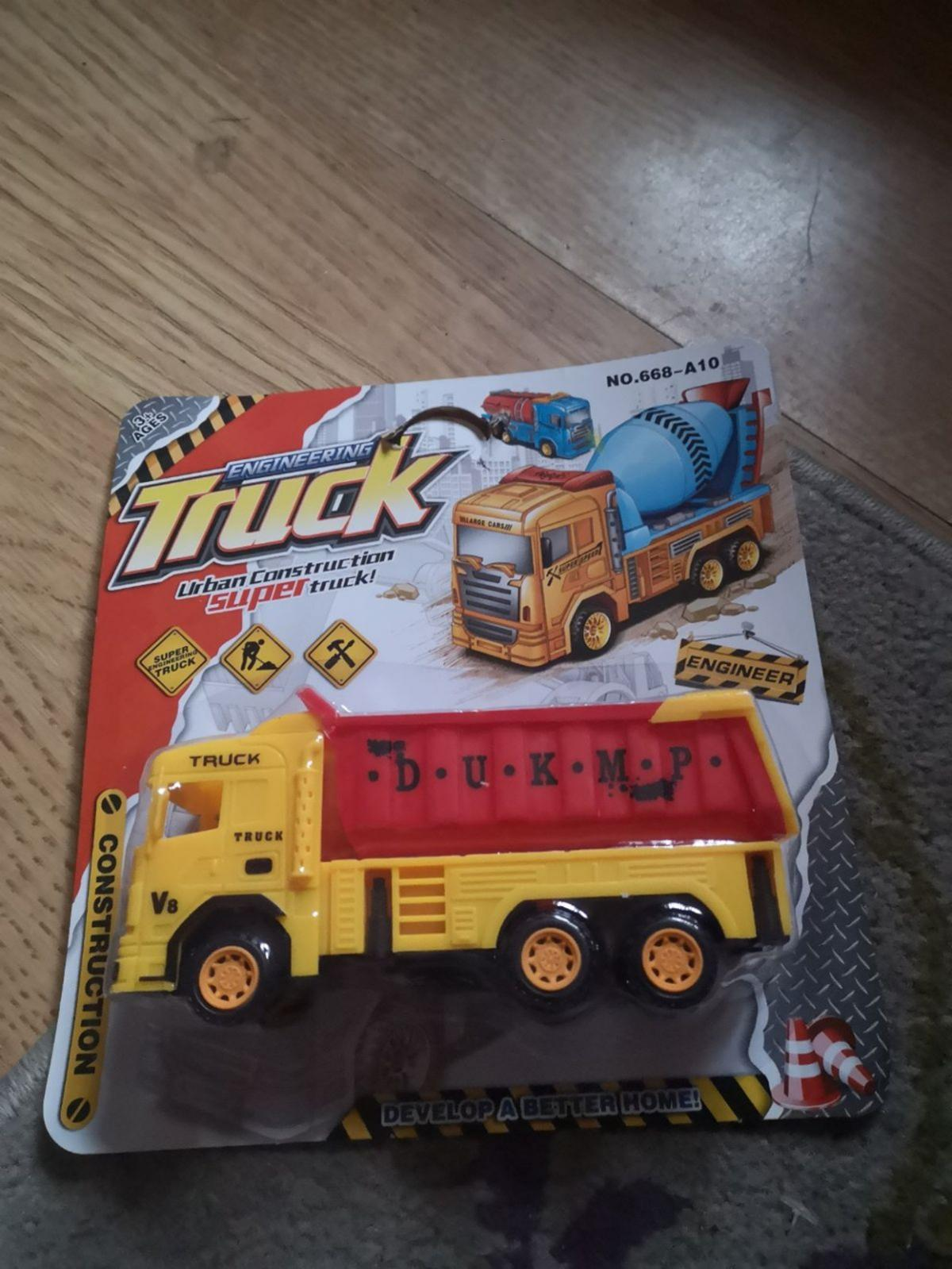 brand new sealed trucks .price is each