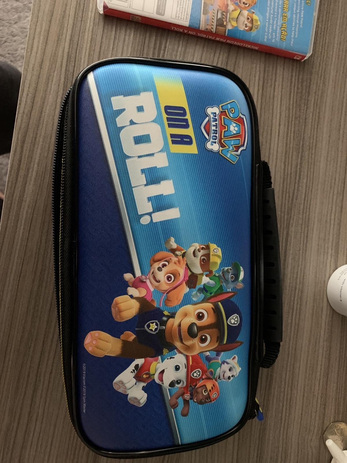 For sale is my daughter Paw Patrol game for the Nintendo Switch. Comes with a switch carry case  Collection only.