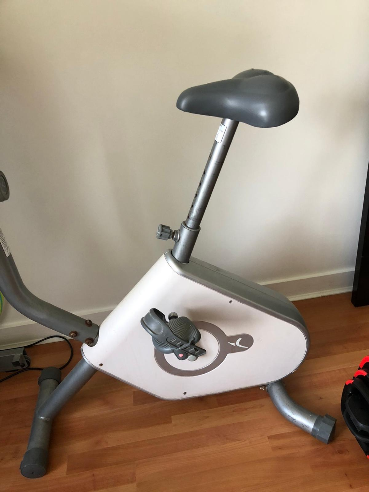Exercise Bike in working order . Free but must collect