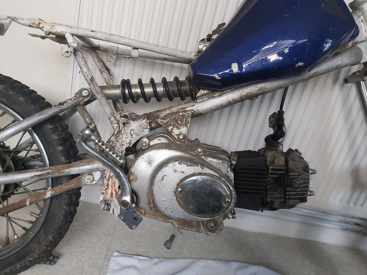 Selling my project bike, Spares or repairs, Pick up only