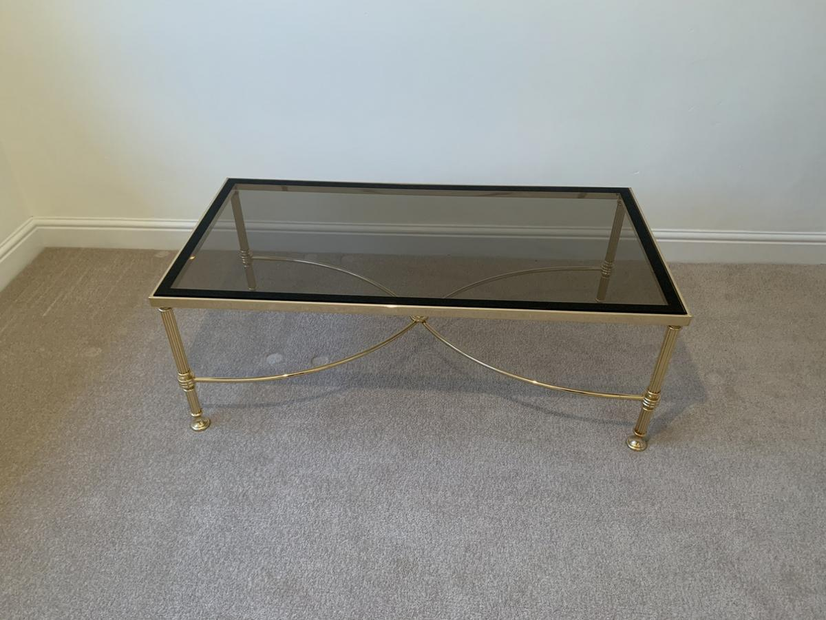 Glass Coffee Table In Broxbourne For 225 00 For Sale Shpock