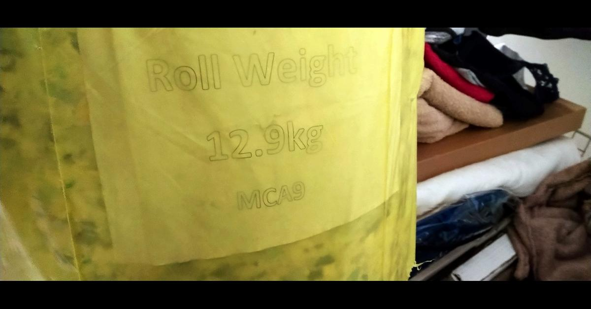 I'm selling 12.9kg underlay roll pack brand new plus extra underlay off previous roll Collection Only Open to reasonable offers