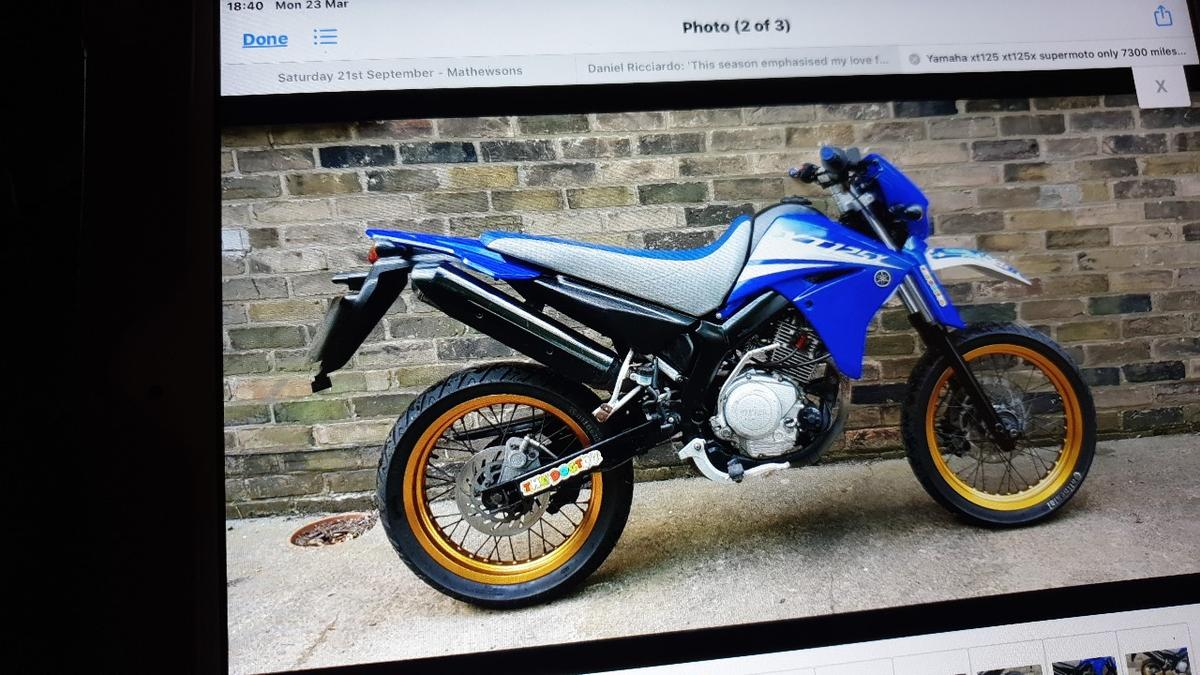 Hello need a 125cc geared bike urgently. anything considered. 07718602869.