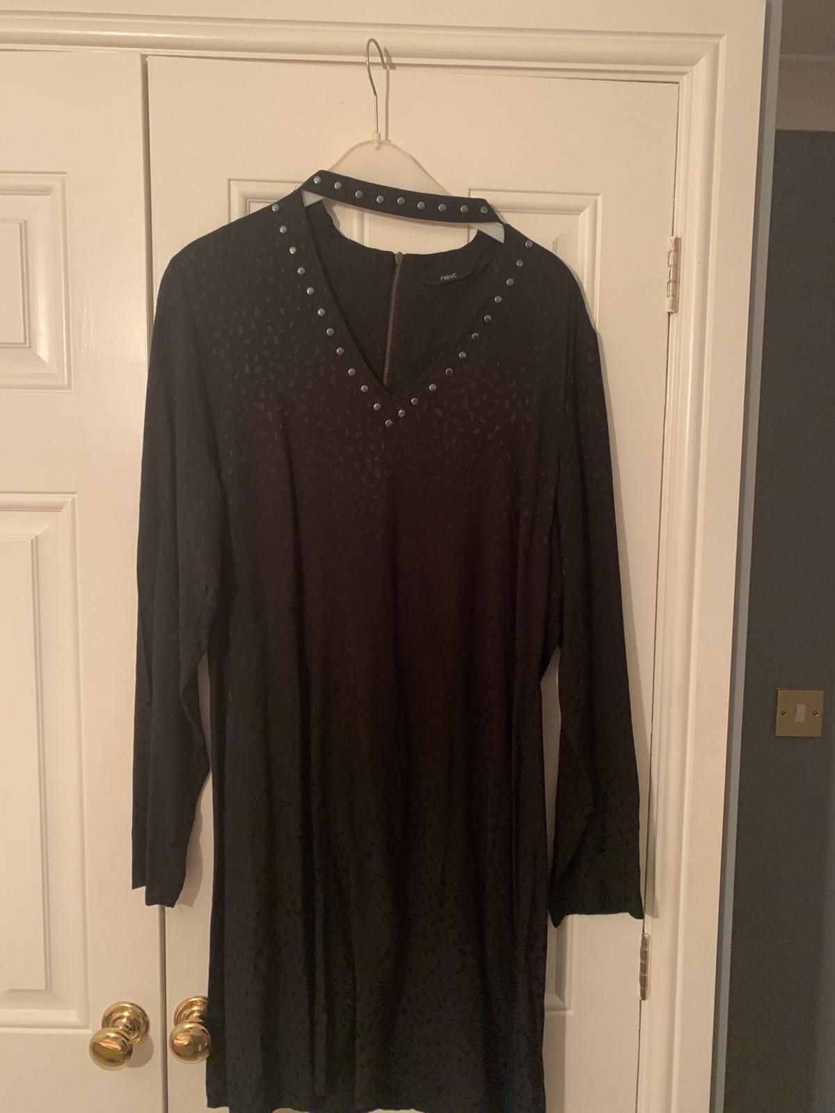 Next dress.  16  Brand new with tags