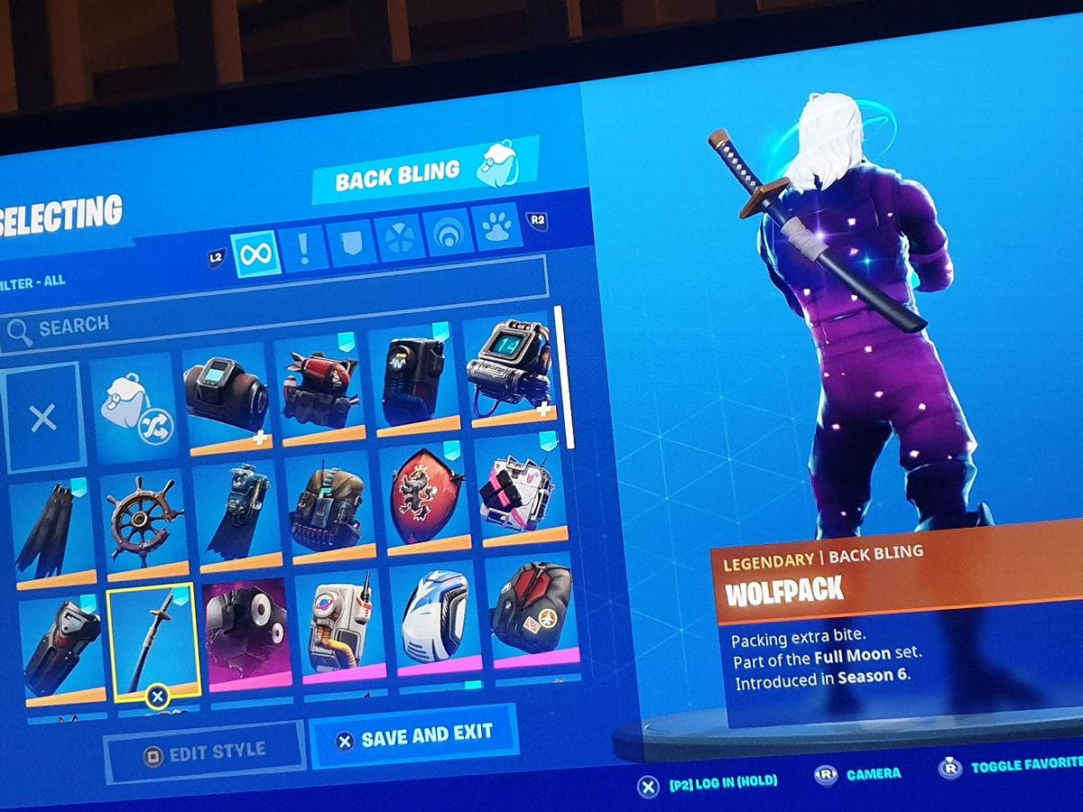 Fortnite Account Inkluderande:  2600+ VBucks Save The World (maxat) Galaxy Skin, Galaxy Pickaxe och Galaxy Glider Fullt uppgraderad Omega skin Rogue Agent Starter Pack Season (2) - (Chapter 2) skins & annat +46 contrails +50 backpacks +70 skins +36 harvesting tools +24 camos +250 danser, emoticons, sprays och toys +360 wins  Kom privat för mer info! 😁