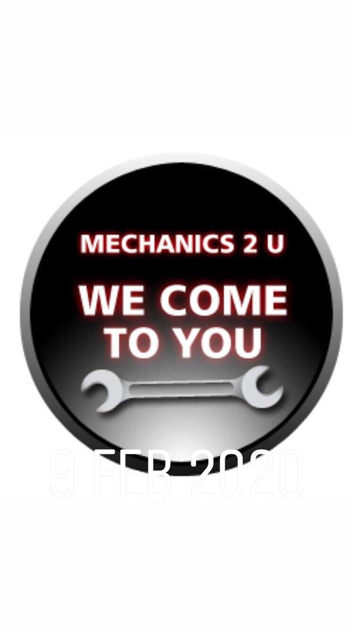 ALFRETON MOBILE MECHANICS Mobile car repair service WE COME TO YOU At your home or place of work. Based in Alfreton and covering surrounding areas. Have you car repaired or serviced at home on your drive. Established since 2007 Full insurance covering your vehicle and our mechanics whilst on your property ( documents available ). Car repairs Servicing Diagnostics Etc Tel / Text. 07495 - 213420