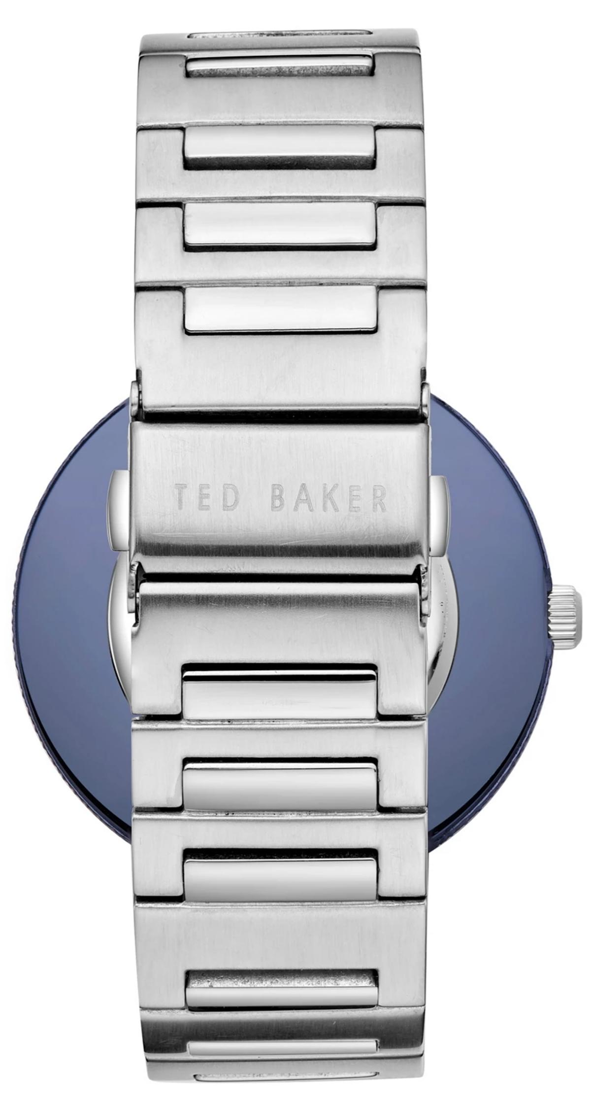 Ted Baker Mens Josh Stainless Steel Bracelet Watch - Unwanted Gift **Great Present**  Features: Stainless Steel Bracelet Mineral Analogue Round 42mm x 10mm 50m water resistant Ted Baker presentation box (TE50011009) Comes with manuals and full box  Will make a great gift if you want to give it someone for B'Day, Anniversary or Male family member.  *Genuine buyers and offers welcome, quick sale*