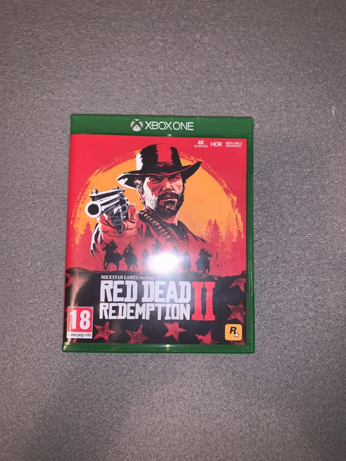 Barley used Xbox one game, included both discs (translation must be made over pay pal)