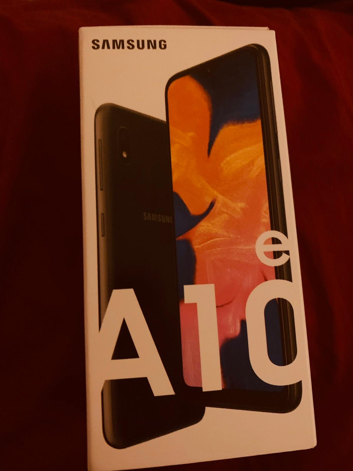 Brand new Samsung A10e 32gb fully unlocked comes with box and everything I can ship if it need to be shipped serious buyers only needs to be gone ASAP