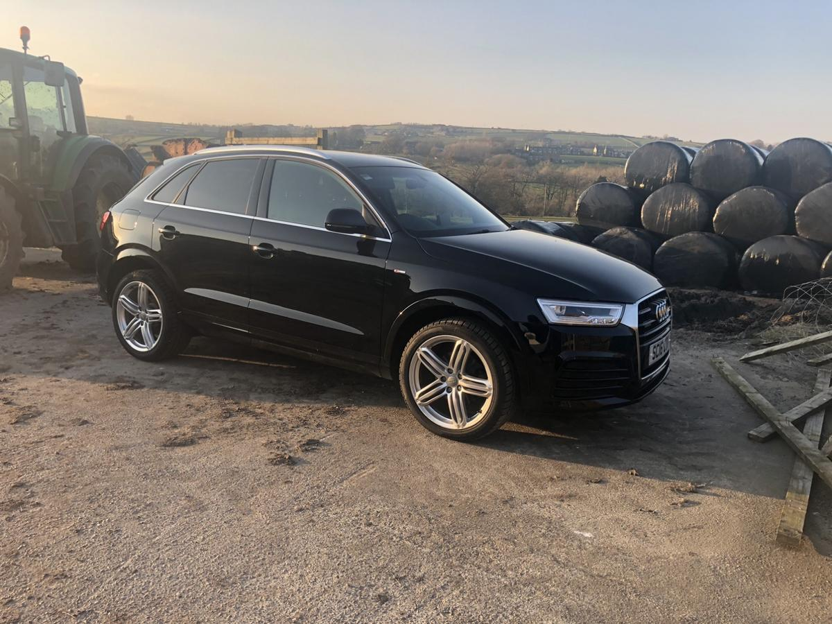 """Diesel Automatic LOW MILEAGE. Last service at 29,900 miles. This is an ex mobility car. - Part leather interior - Front sport seats / heated - Bluetooth interface - DAB Radio - Satellite Navigation and Audi parking system plus. - cruise control - 19"""" Alloys, Full set of Pirelli winter tyres put on late 2019. Recently had a paint correction removing any swirling and also isolated wet sanding to remove any deep scratches.  Open to offers"""