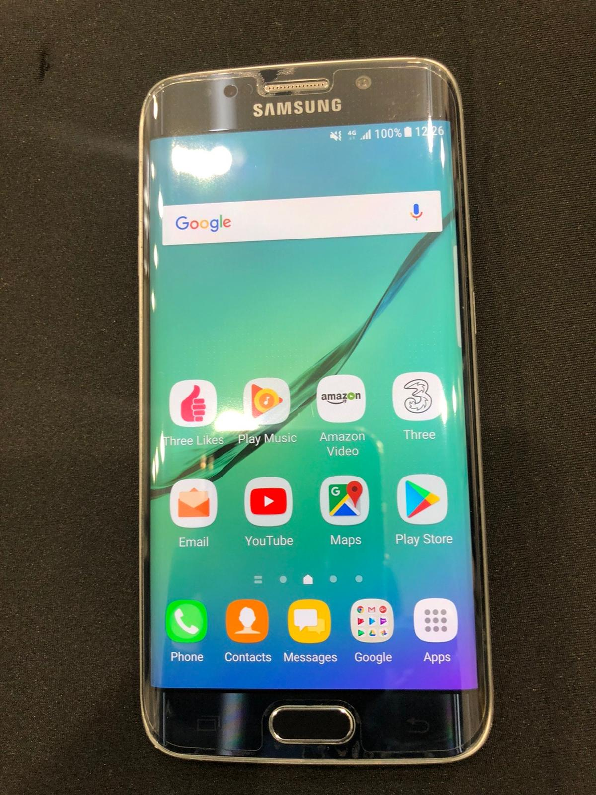 Hi here I have for sale Samsung galaxy S6 edge 64GB unlocked see condition pitchers for more details any question fell free to contact me thanks for looking. NO POSTAGE AVAILABLE plz don't ask PayPal payment or to post to anywhere this item is only for collections.