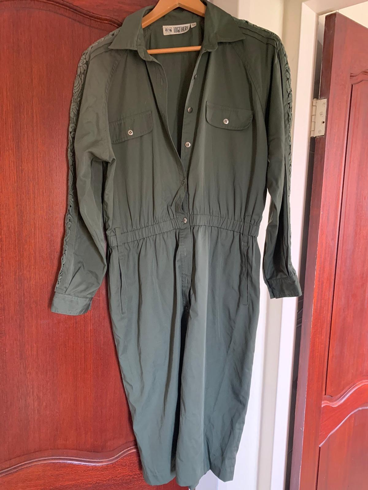Two tops brand new Cargo style dress