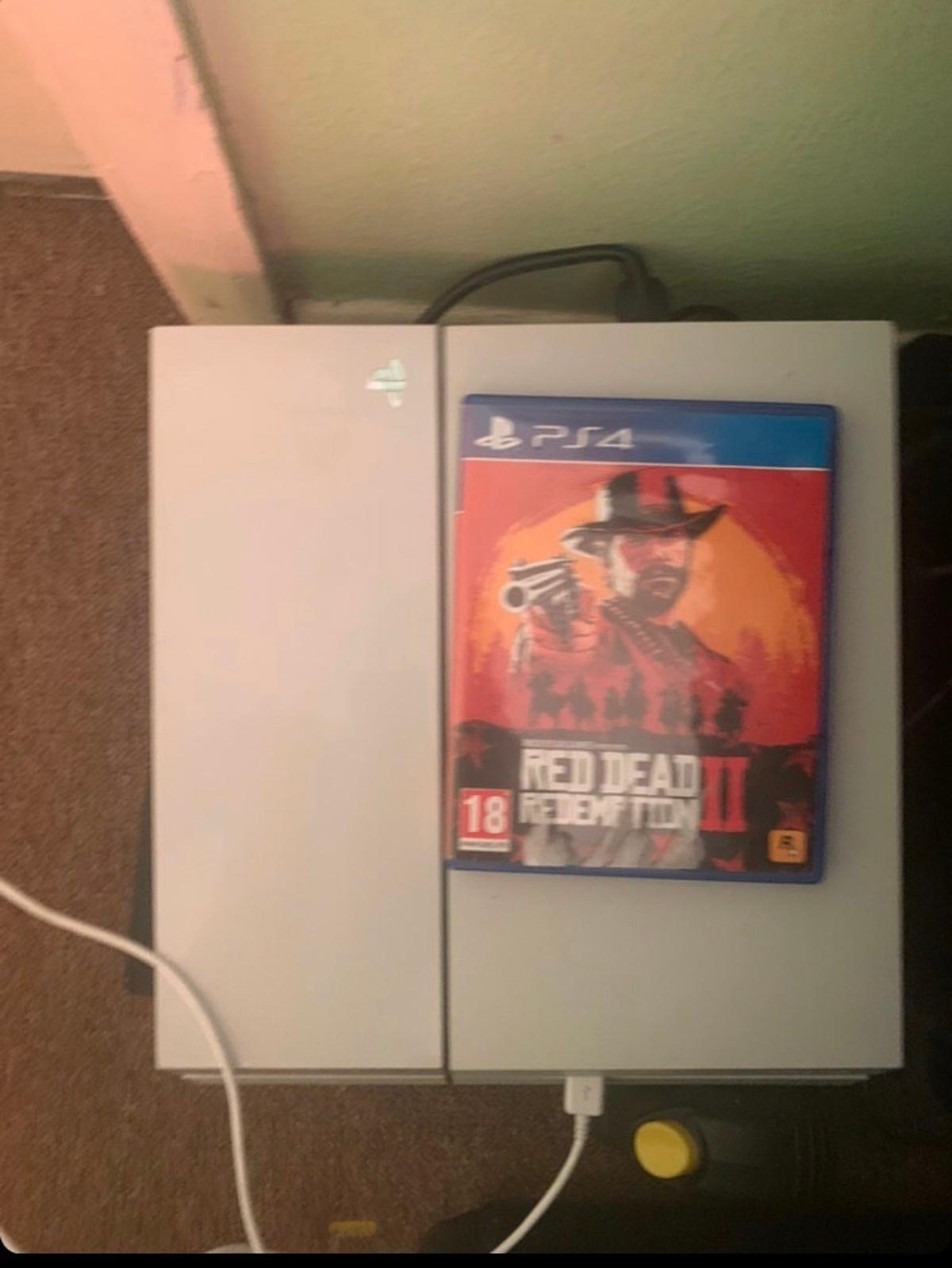 1tb good condition new fitted HDMI port 2 months ago and a new power supply fitted in. Also comes with headset,controller and wires Pick up Delivery only available for locals