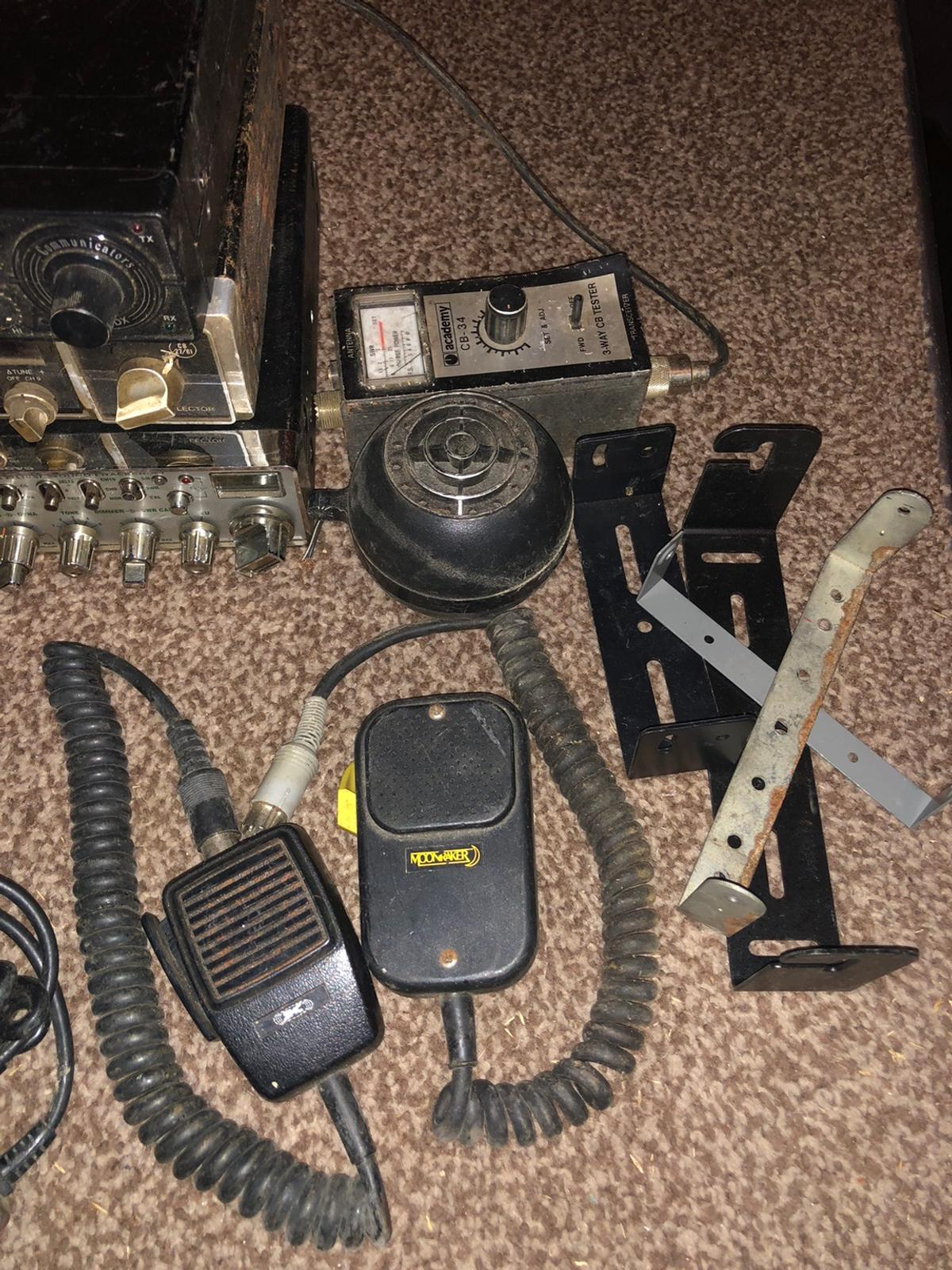 Mixture of cb stuff really don't know on a price definitely want to sell as job lot so give me your offers many thanks  Any questions please don't hesitate to ask me  Cash on collection Collection abbeywood