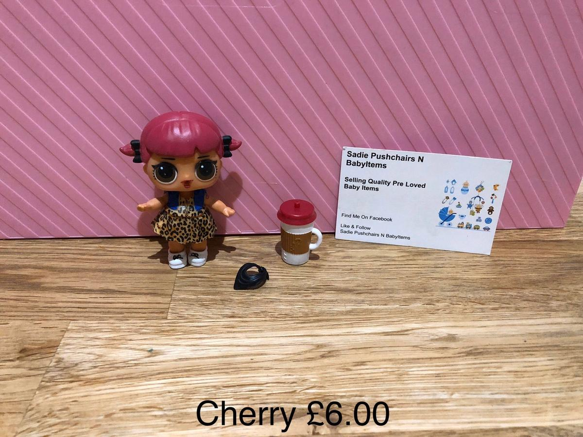 LOL Dolls Details On Photos Sold As Seen NO OFFERS Prices Plus Post & Fees - Postage Set @ £3.50 Advertised Elsewhere! Immediate Payment Please No Timewasters Collection Always Welcome - DE74