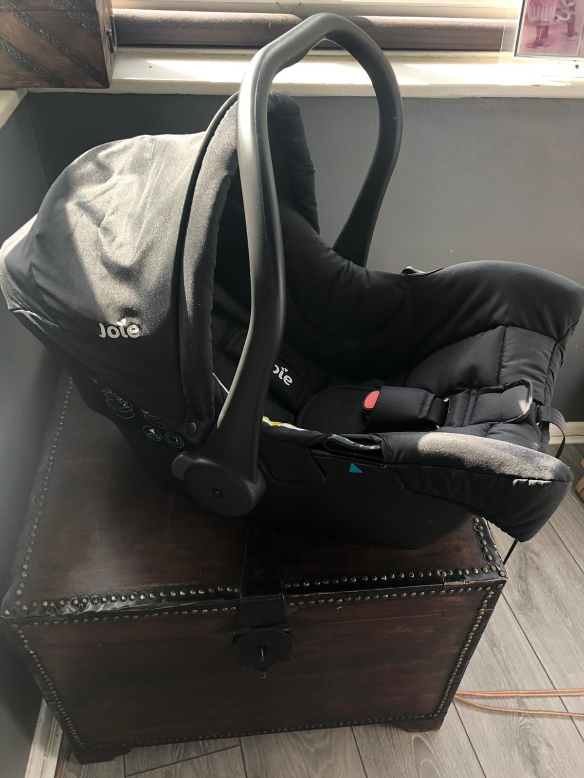 BRAND NEW JOIE NEW BORN BABY CAR SEAT in SE16 Southwark ...
