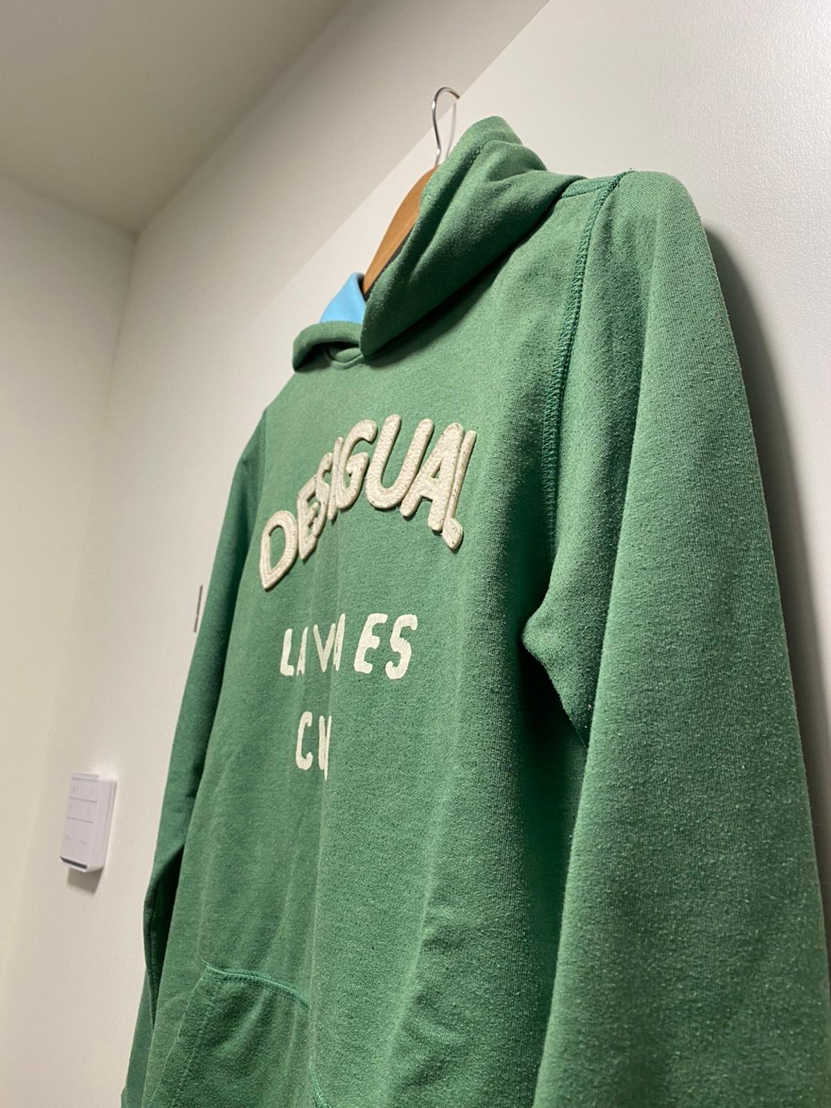 Desigual Sweatshirt grün S36 Damen in 1100 KG Favoriten für