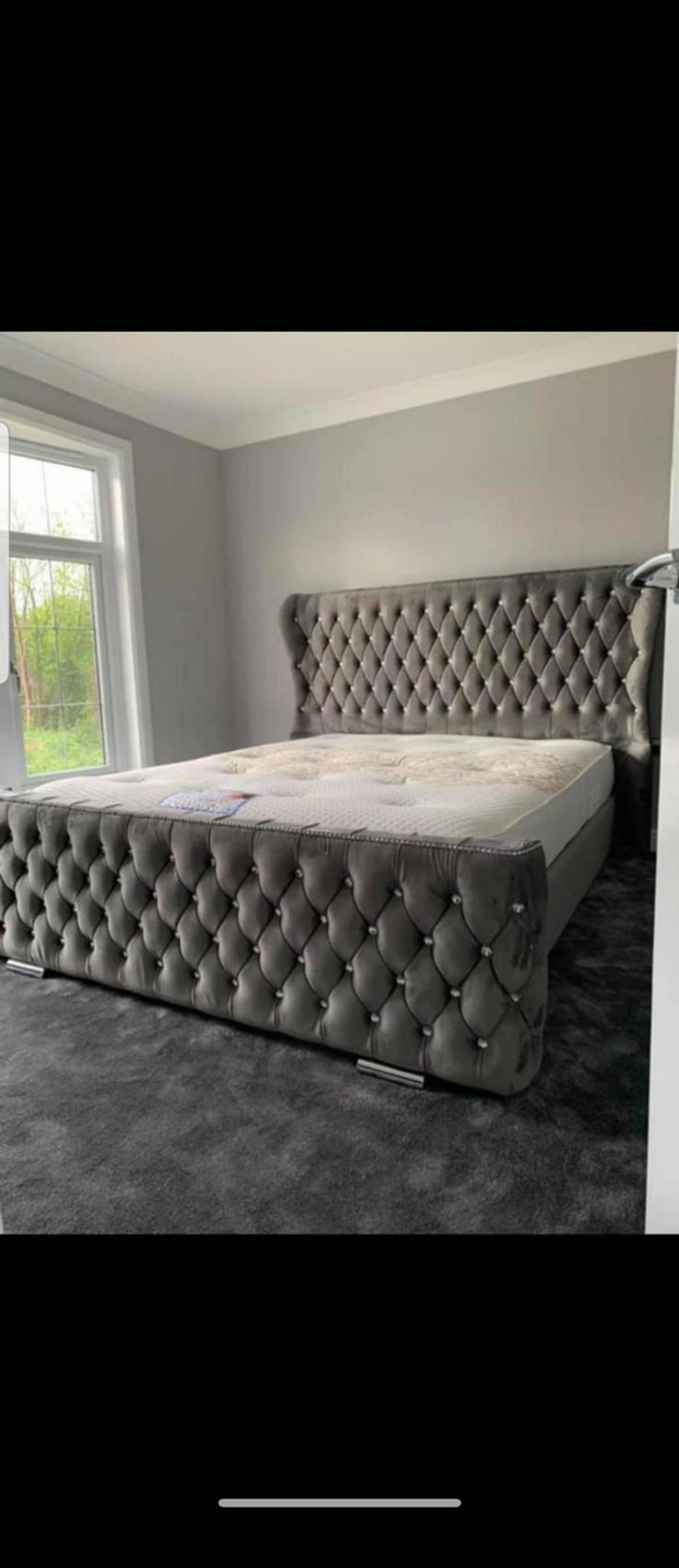 Picture of: Special Offer Luxury Bed With Free Delivery In M21 Manchester For 240 00 For Sale Shpock