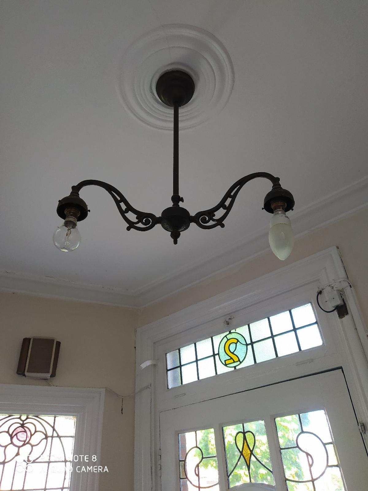 we have four beautiful, black chandeliers for sale. they look great, but don't go with our new Colour scheme. £20 each, but open to a bundle price. happy to answer any questions.