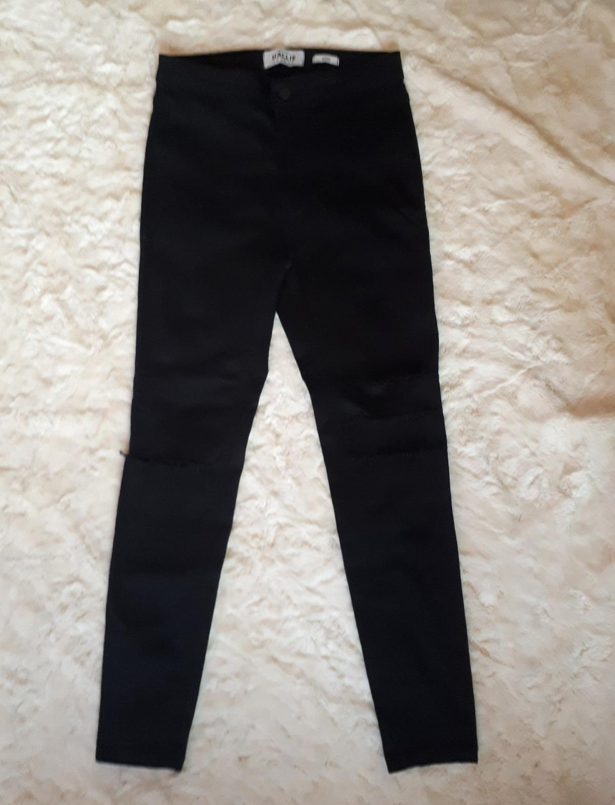 Worn 2 or 3 times, didn't really fit me. Size UK 10 (38)  Please have a look around, I just sorted my wardrobe out and have many things that must go. I'm open to offers, discount on bundles:)