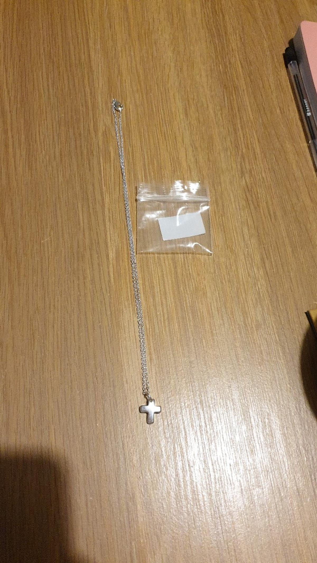 new never used necklace