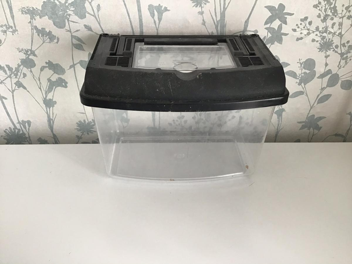 Rodent carry box in good used condition
