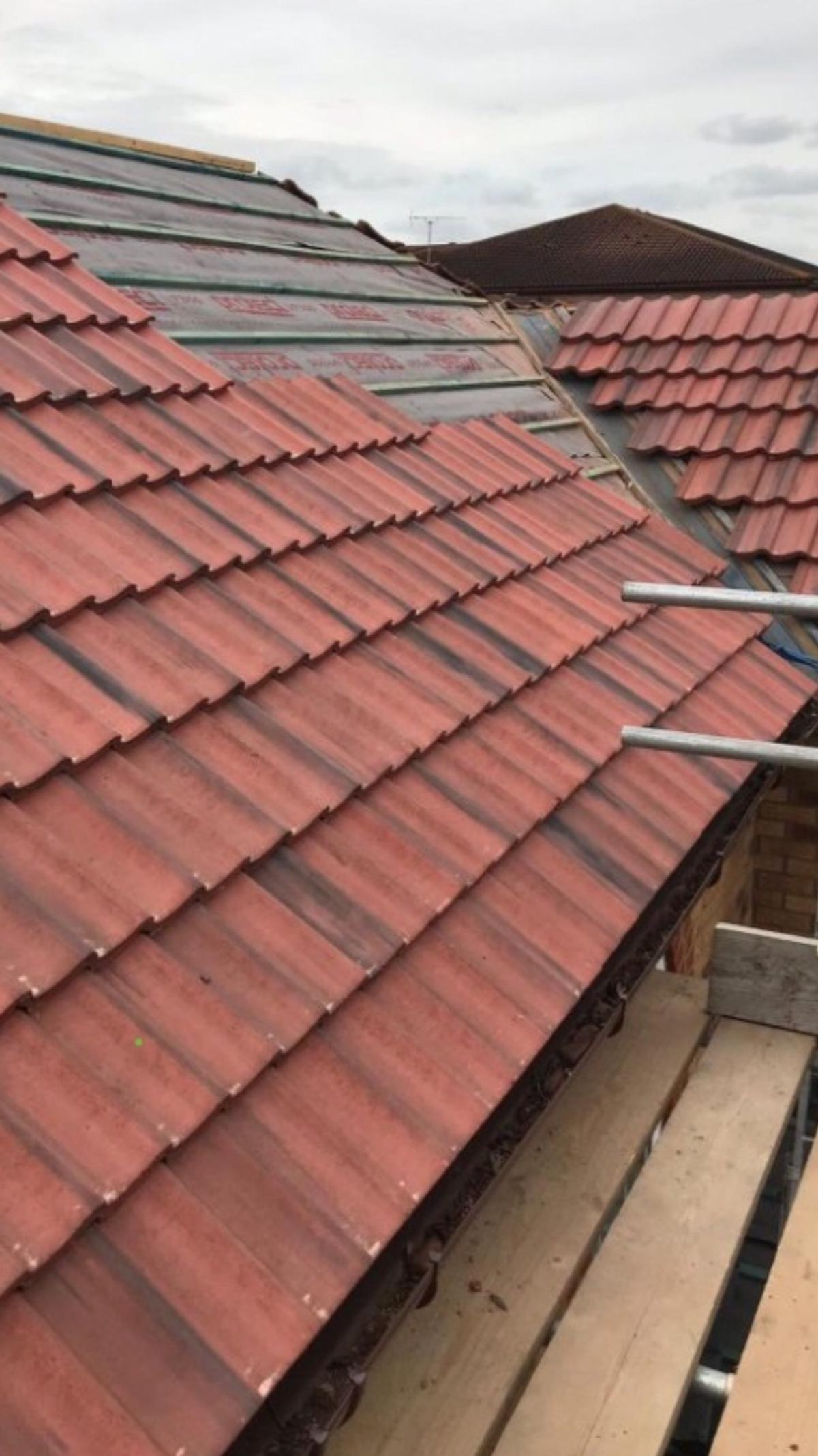 All aspects of roofing and upve work trust a trader approved call 08001910759