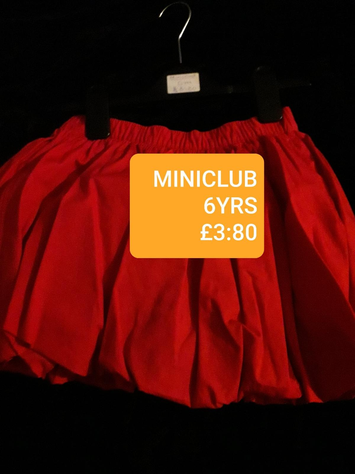 THE LAST SKIRT IS £3:99. THEY ALL ARE OFF EXCELLENT QUALITY.. PLEASE MESSAGE ME FOR DETAILS. WILL LOOK FOR CHEAPEST POSTAGE. OR BUYERS CAN COLLECT IN A SAFE ENVIRONMENT.