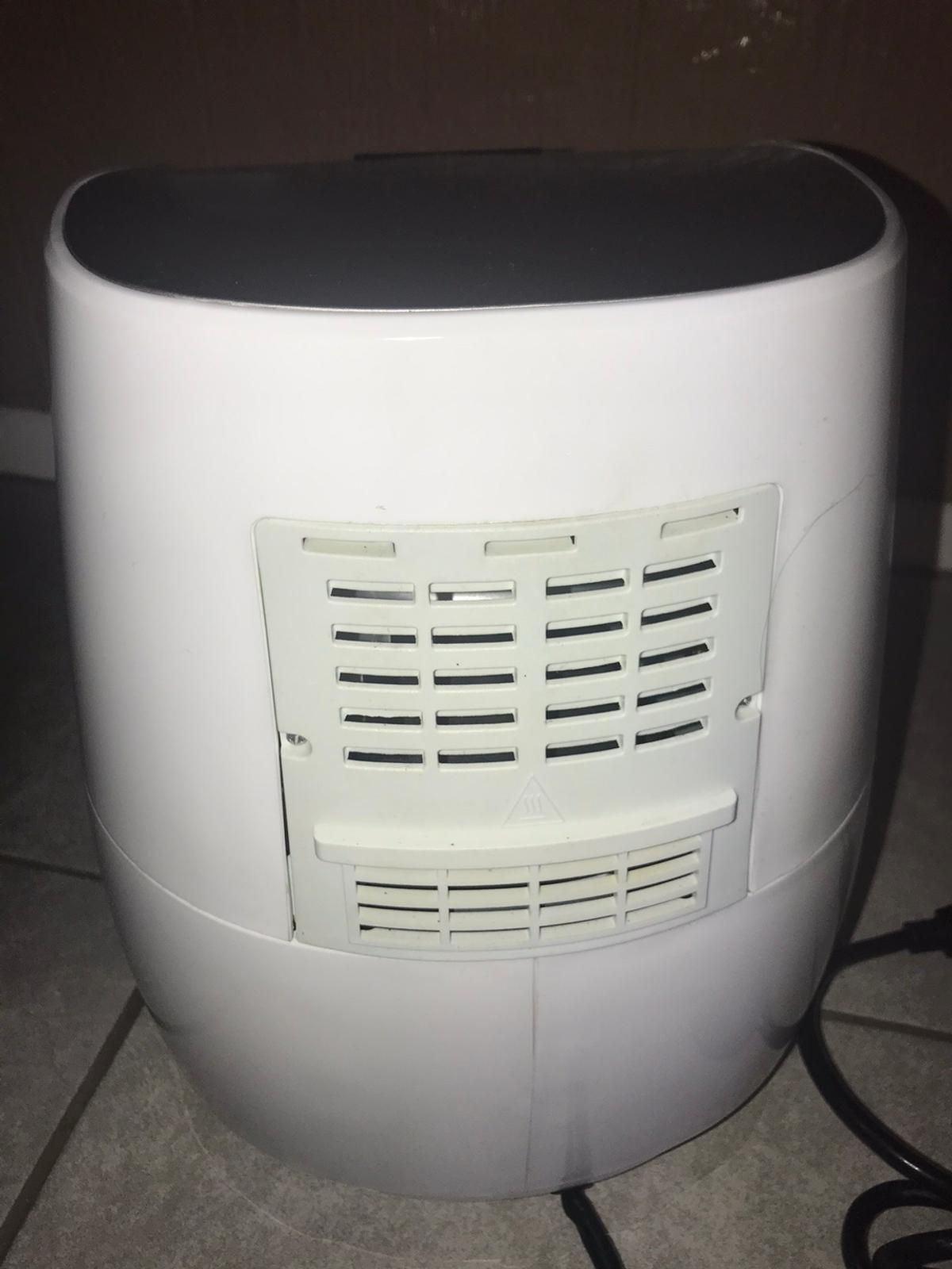 Used air fryer Working conditions