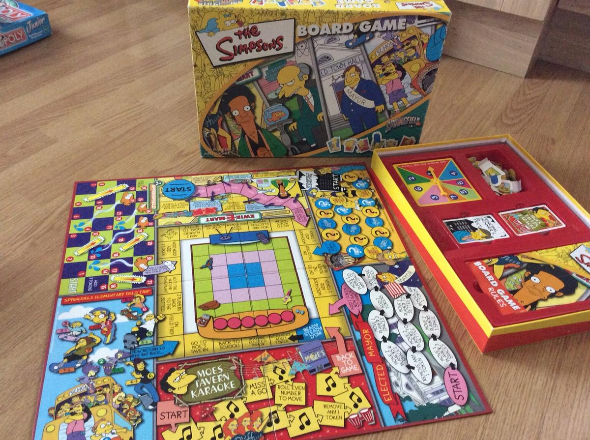 Fantastic condition. Great game for all the family. Age 8+